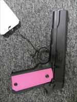 "1911-22 (A1 ""Full Size"" Black w/Pink Grips, .22lr)"