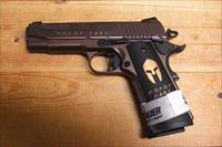 "Sig Sauer 1911 Spartan w/Oil rubbed Bronze finish, night sights, 4"" bbl."