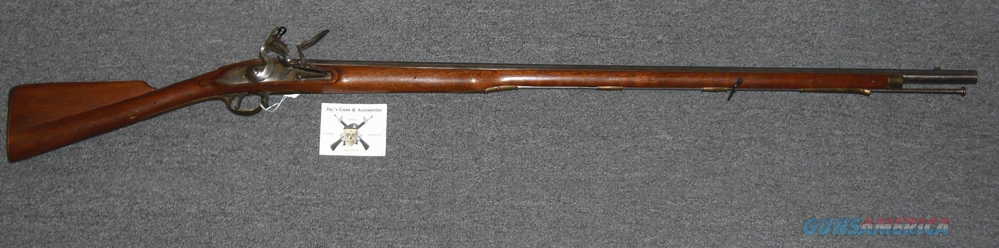 Brown Bess Musket in  75 BP