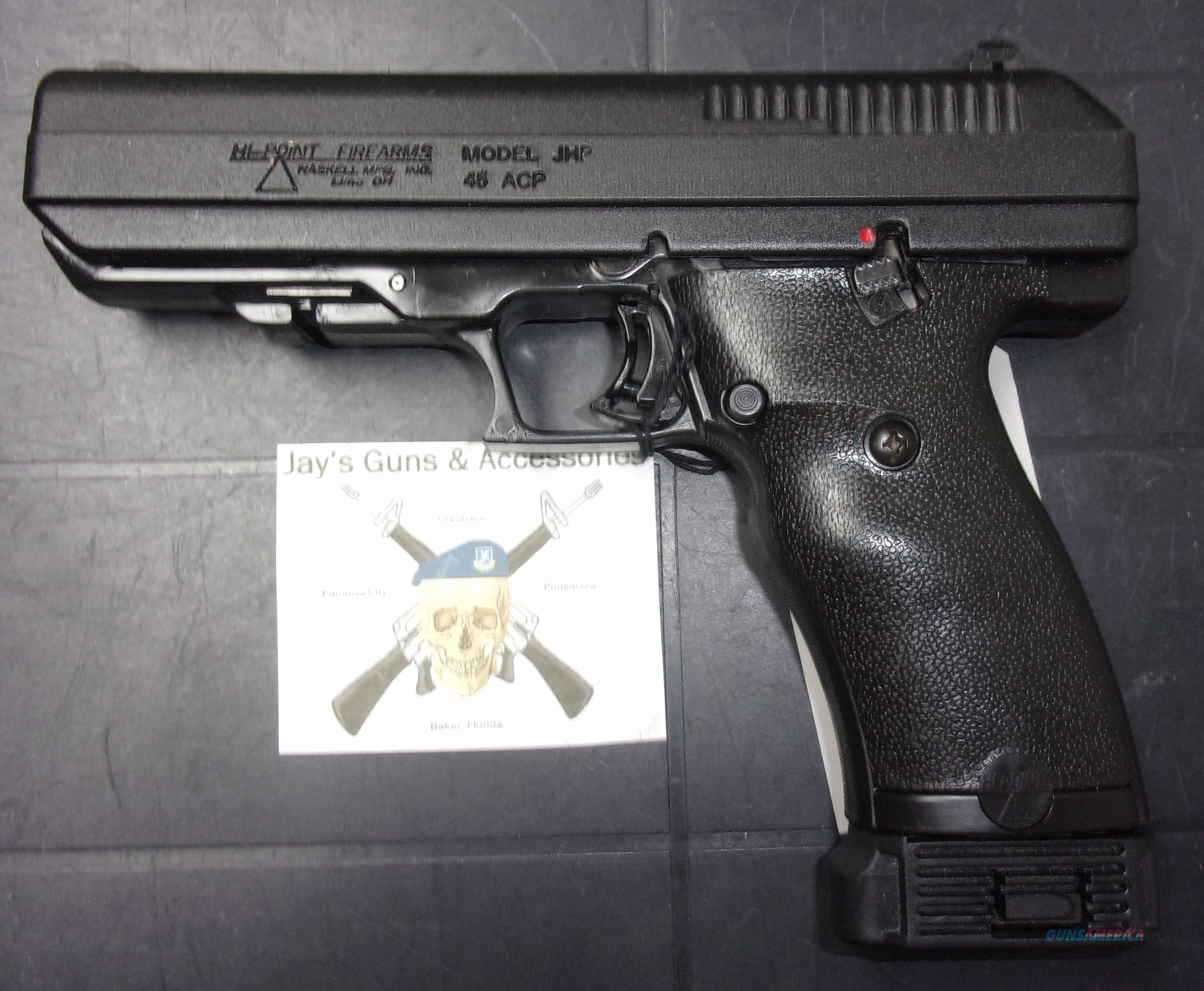 Hi-Point Firearms JHP