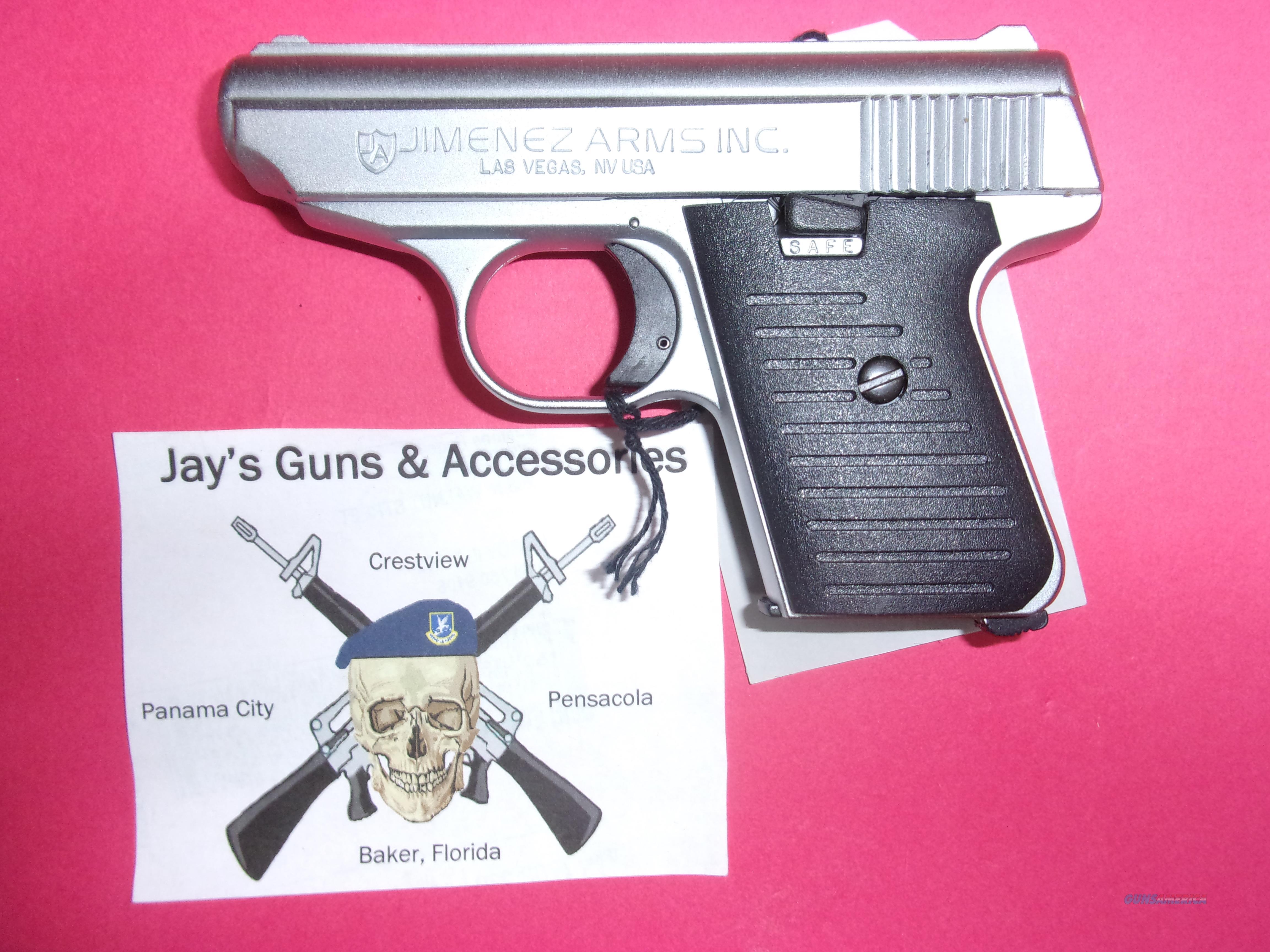 Jimenez Arms JA 25