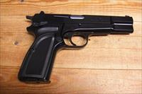 Browning Hi Power (model Mk III)  excellent condition