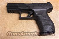 Walther PPQ M2 w/2 11 rd. mags.