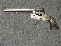 "Single Six Hunter stainless 7.5"" bbl 22lr & 22magnum"