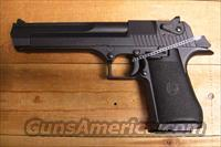 Desert Eagle all black, .357 magnum IMI