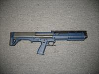 Kel-Tec KSG  w/Blue & Black finish