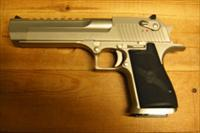 Desert Eagle Mk XIX  w/satin nickel finish
