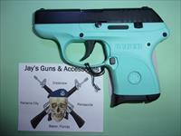 Ruger LCP TALO w/Turquoise Frame