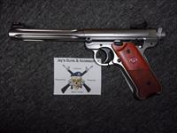 Ruger MK IV Hunter (Post Recall)