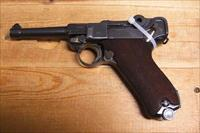 Luger  S/42 dated 1935