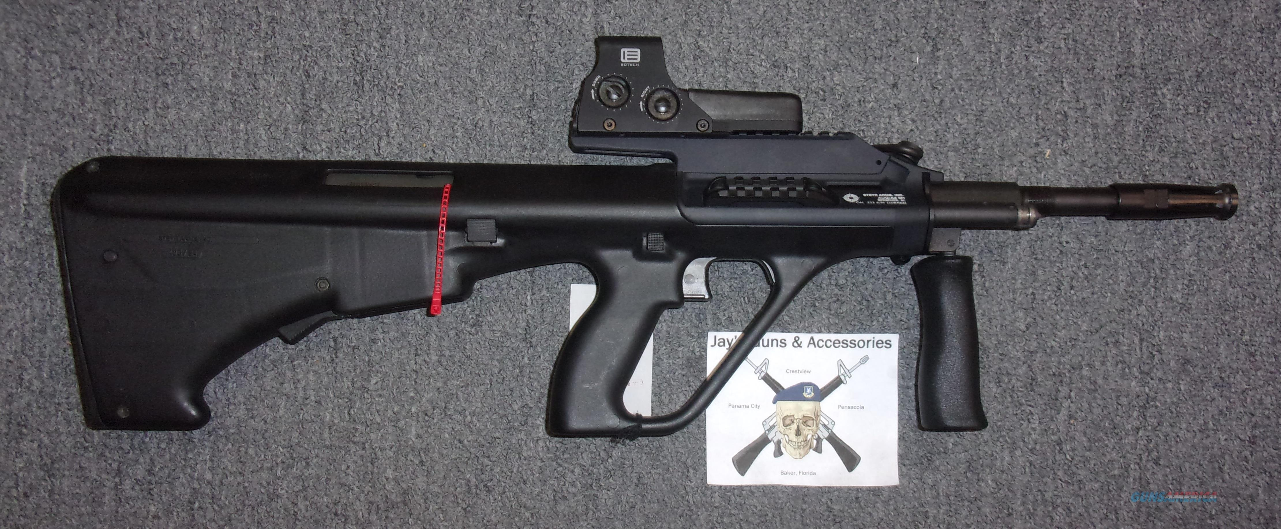 Steyr Arms, Inc AUG/A3 M1 w/Red Dot