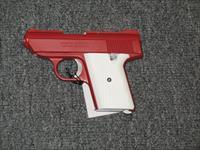 CA 32 w/red finish & white grips