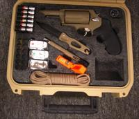 First 24 Survival Kit w/Taurus Judge revolver