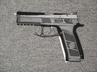 CZ P-09 9mm with two 19 round magazines