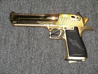 Desert Eagle MK XIX 24K gold finish