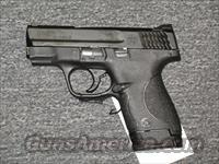M&P 40 Shield No Thumb Safety