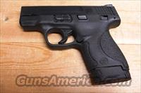 Smith&Wesson M & P 9 Shield w/ thumb safety