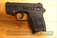 BG380 Black with Crimson Trace red dot laser
