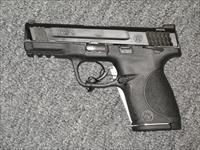 M&P45C w/2 8 rd mags and ambi thumb safety