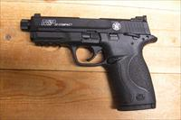 M & P 22 Compact w/threaded bbl.