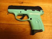 Ruger LC9s w/Tiffany Blue frame
