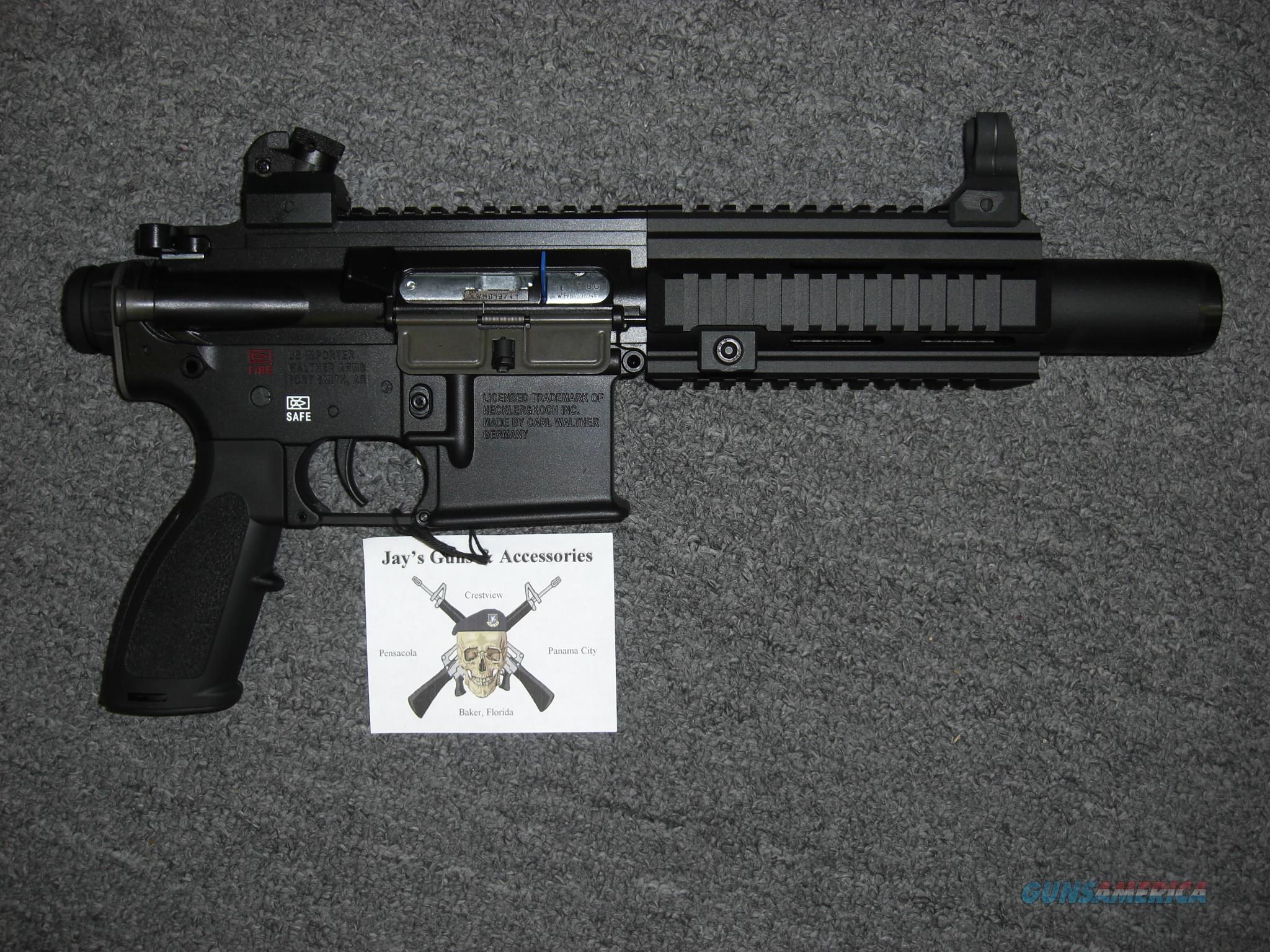 Heckler & Koch HK416 w/Fake Suppressor