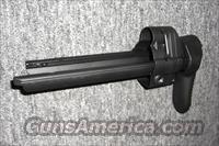 HK collapsible stock for .22 rifle