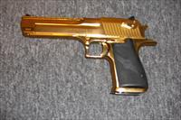 Desert Eagle Mk XIX   w/Titanium Gold finish
