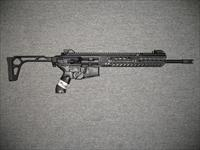 MCX  .300 black out w/key mod forearm rail system, folding stock