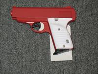 FS32 .32acp red & white finish