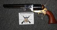 Pietta Navy Arms 1851 Confederate w/Brass Frame