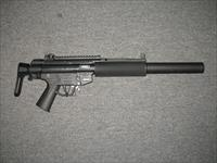 ATI/GSG 522 rifle all black finish