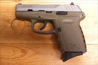 SCCY CPX-2 w/2 tone FDE/stainless finish, no external safety