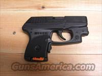 Ruger LCP  w/Crimson Trace laser (Red)