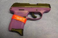 LC9s  w/purple frame, striker fired trigger