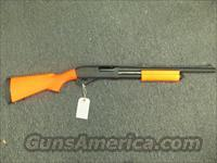 870 Police Magnum w/Orange Furniture