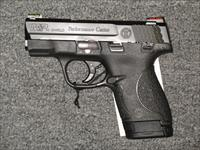 Smith & Wesson M&P 40 Shield (Performance Center)