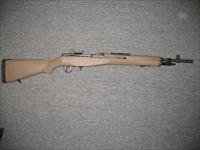 M1A Scout FDE Finish