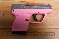 PT 738 TCP pink & stainless