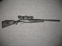 Stoeger X20 w/integral suppressor and 4x32 scope
