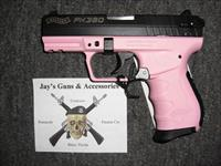 Walther PK380 w/Pink Finish