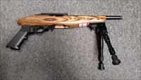Charger 10/22 Pistol (wood laminate, .22 lr)