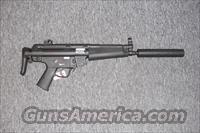 MP5 A5  with collapsible stock (.22lr)