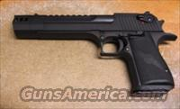 Desert Eagle Mk XIX   all black w/muzzle break