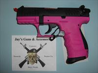 Walther P-22 w/Pink Finish