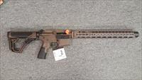 Daniel Defense DDM4 ISR w/Integrated Silencer in .300 BLKOUT