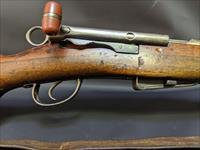 Swiss M1911 Rifle (7.5 x 55)