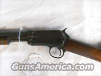1890 WINCHESTER (MFG 1917) OCTAGON BARREL - .22 SHORT - PUMP ACTION RIFLE