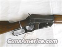 WINCHESTER MODEL 1895 .30-06 LEVER ACTION RIFLE