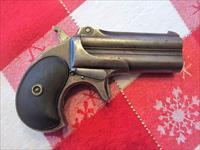 RARE!! 1888-1911 REMINGTON'S OVER/UNDER DERRINGER - .41 RIMFIRE - TYPE FOUR